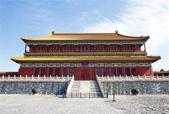 Die Verbotene Stadt - China