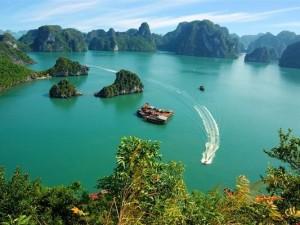vietnam halongbay
