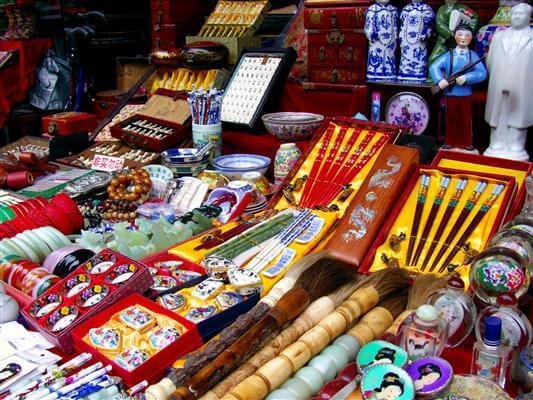 Markt von Xi´an - China