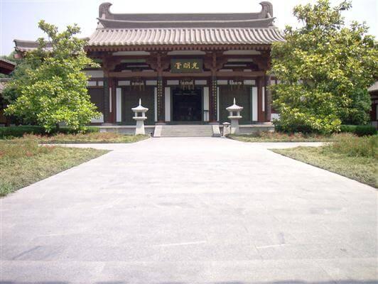Tempelanlage - Xi´an