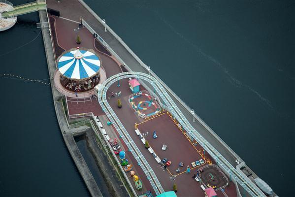 Spielplatz in Yokohama  - Japan