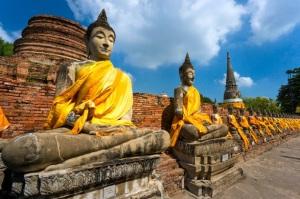 Urlaub in Asien