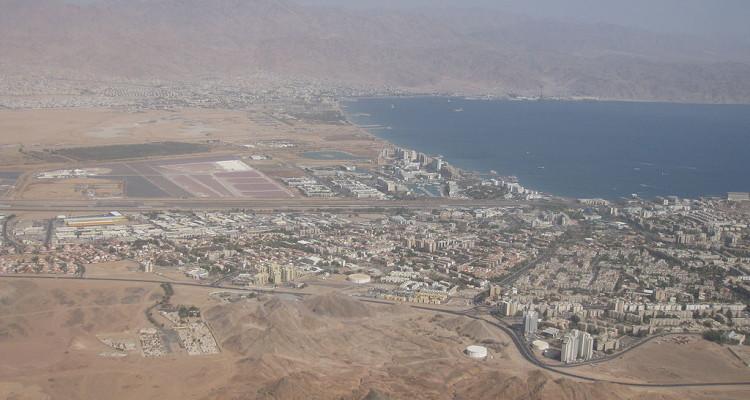 Aqaba in Jordanien