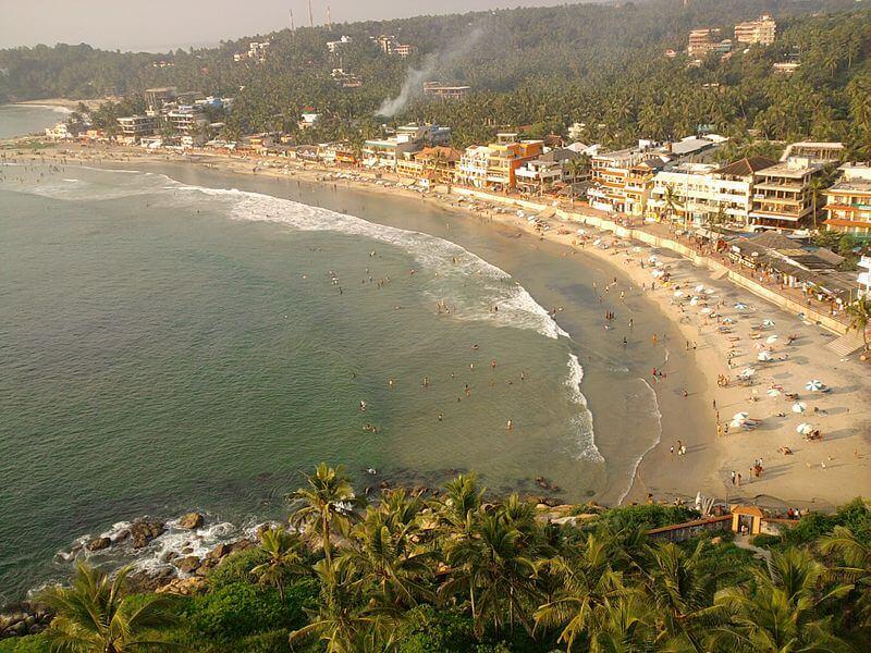 Kovolam Beach