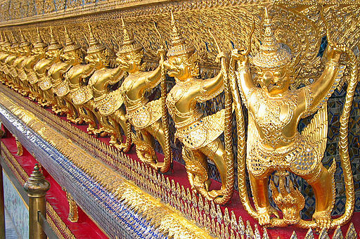 Wat Phra Kaeo - Thailand