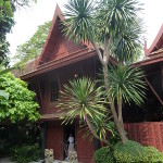 Das Jim Thompson House in Bangkok