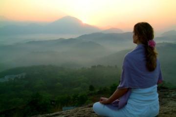 Yoga in Asien