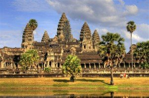 Asien Rundreise nach Angkor Wat