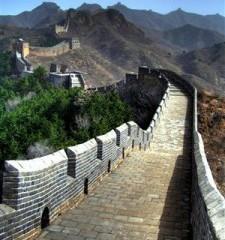 Asien Rundreise mit Besichtigung der chinesischen Mauer