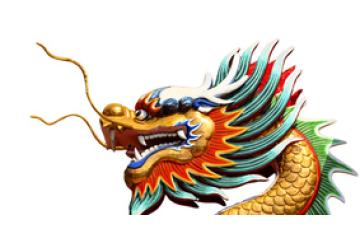 China Drache