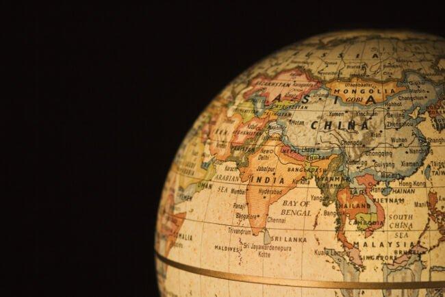 Reiseplanung Asien