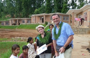 CFO-Kinderdorf in Nepal