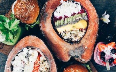 vegan festival down to earth bali