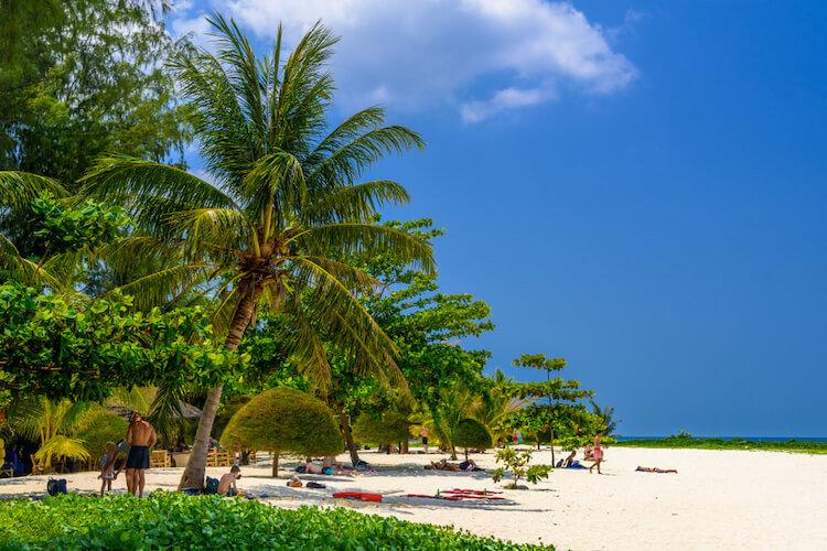 malibu beach thailand