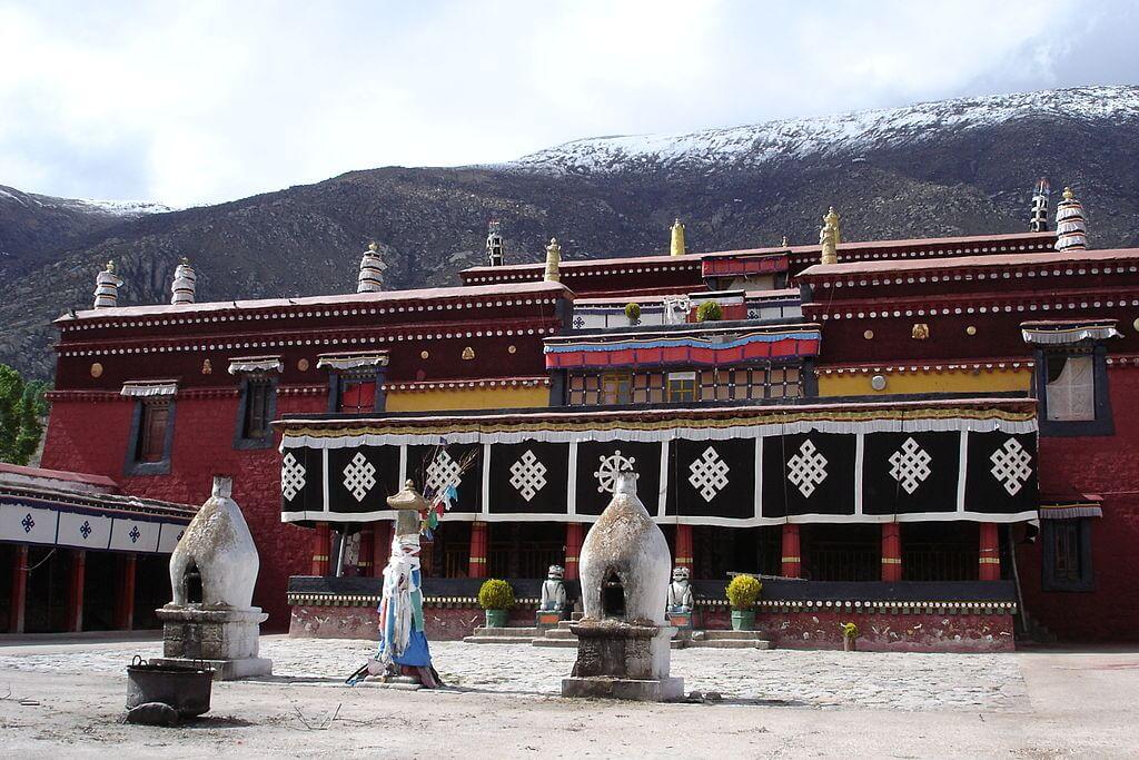 Nechung Tempel