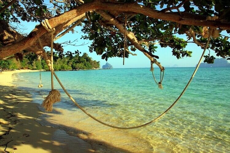 paradise beach strand