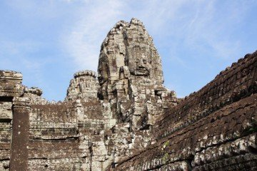 Turm in Angkor Wat