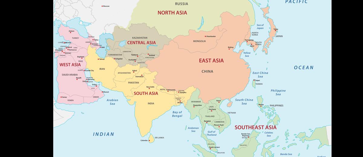 grösster kontinent
