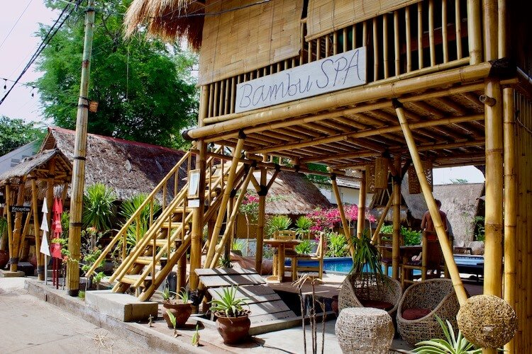 Bambu Spa - Gili Air