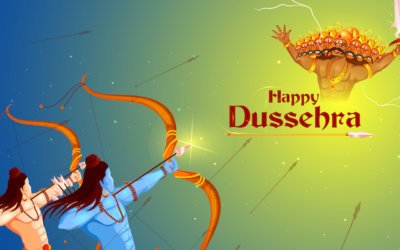 vijay Dashami dussehra hindu fest
