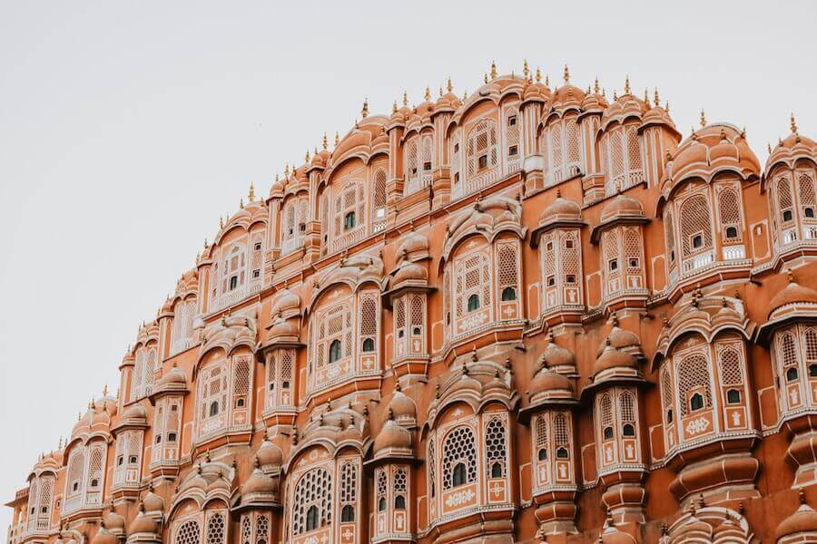 palace of winds in jaipur india