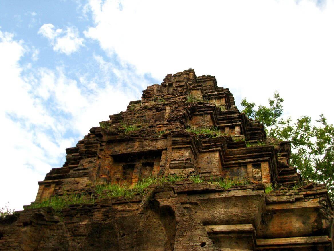Der Preah Ko Tempel bei Siem Rep