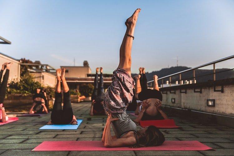 yoga gili air